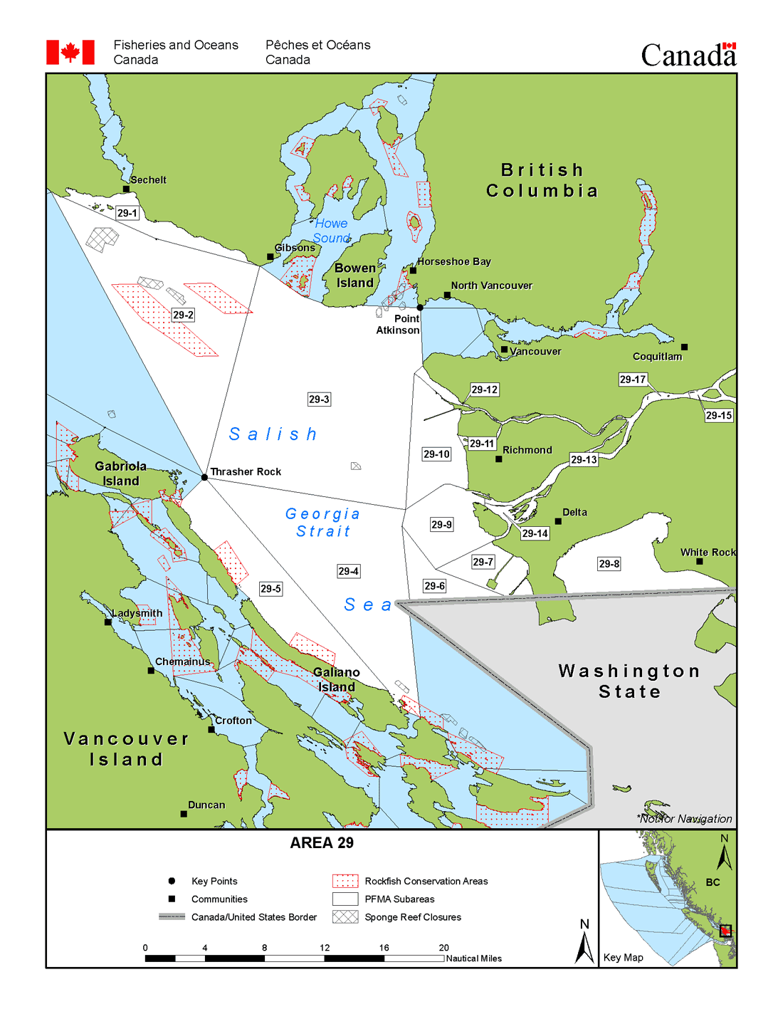 Map: Management Area 29