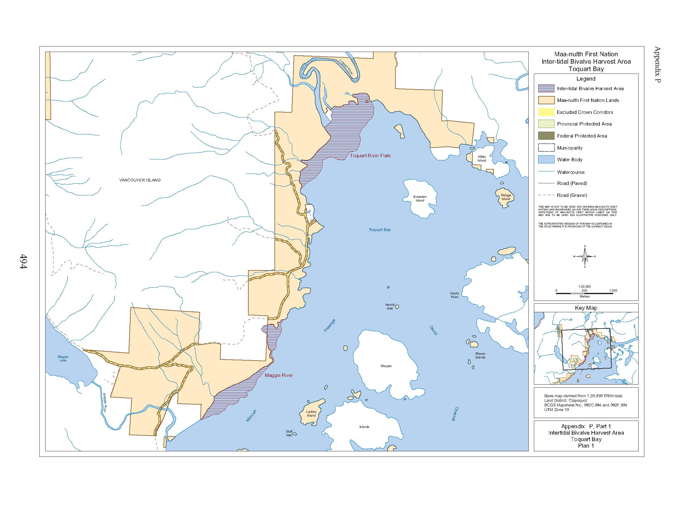 Areas 23 and 123 (Bamfield, Port Alberni) - BC Tidal Waters Sport